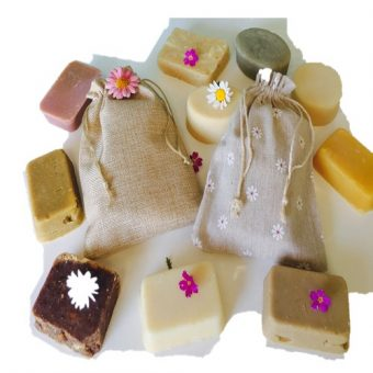Cold Pressed Soaps  x 3