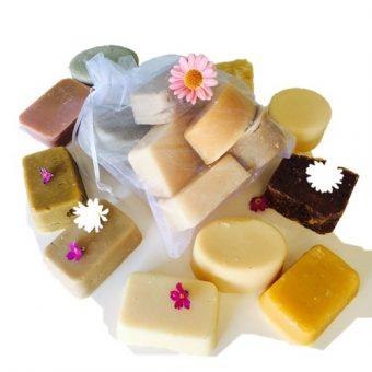 Cold Pressed Soaps  x 6