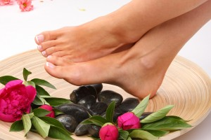caring for our feet